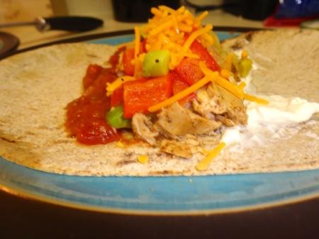 Chicken Tacos!