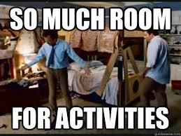 Activities!